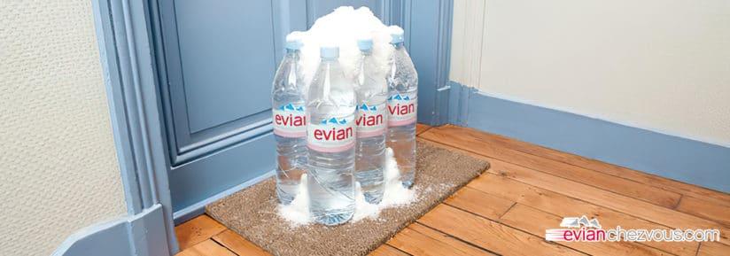 Code promo Evian chezVous