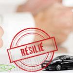 assurance auto résiliée pour non paiement / impayé