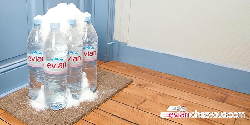 reduction Evian chezVous