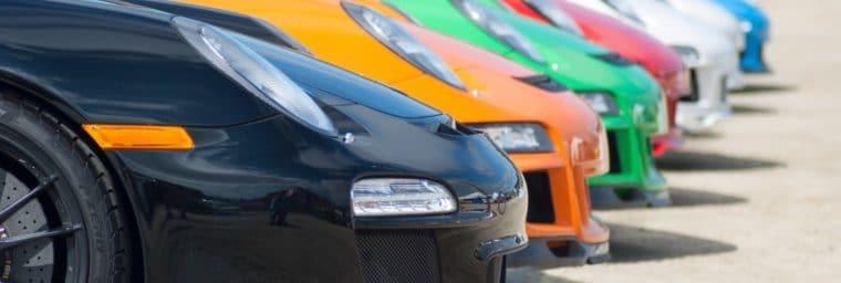 Comparateur des assurances Porsche