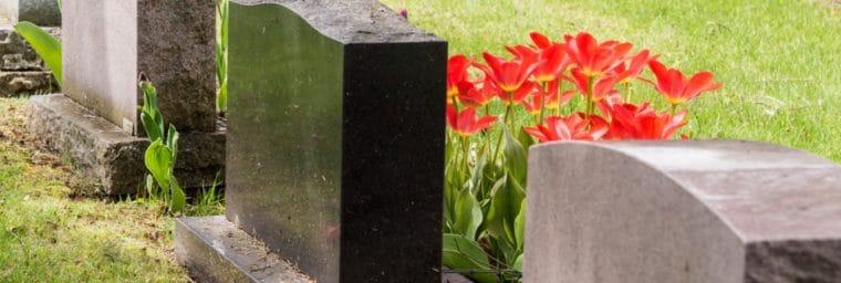 pierre tombale pas chère