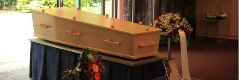 cercueil pour crémation