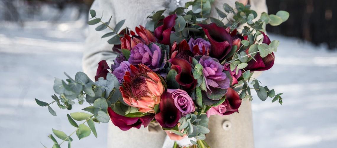 gerbe de fleurs enterrement pas cher